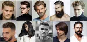 укладывать волосы самостоятельно мужчине